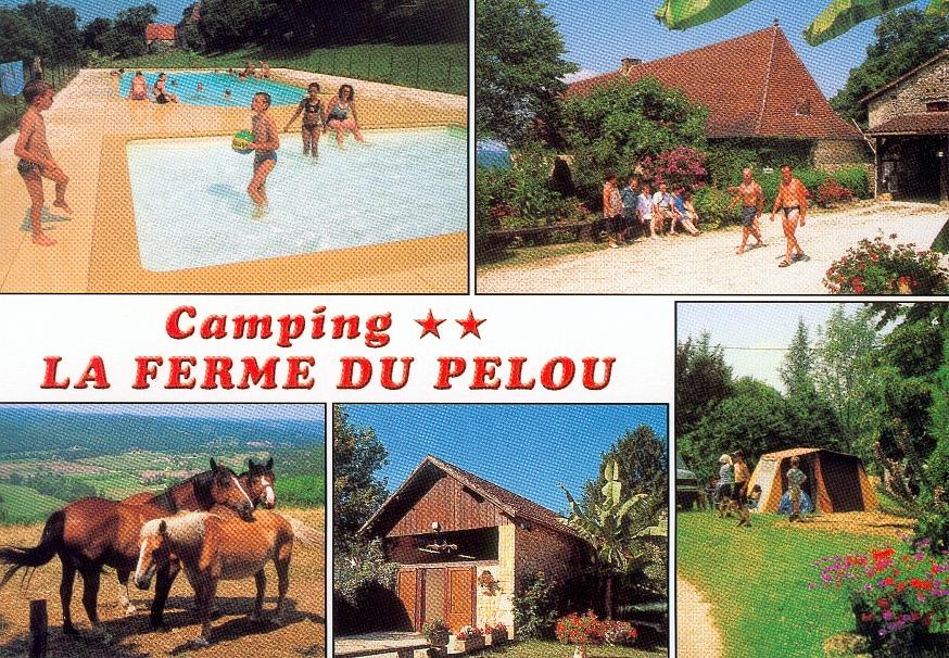 Camping la ferme du pelou lascaux dordogne your for Camping a la ferme dordogne piscine