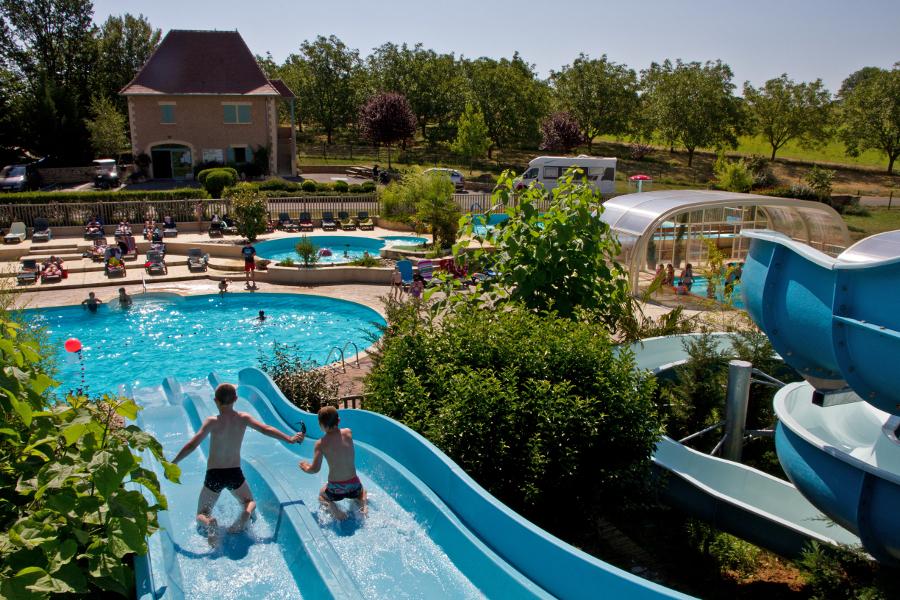 Yelloh village lascaux vacances lascaux dordogne vos - Village vacances dordogne piscine ...