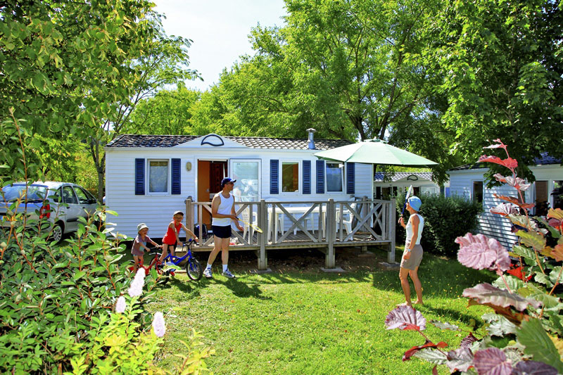 Camping Domaine De Fromengal