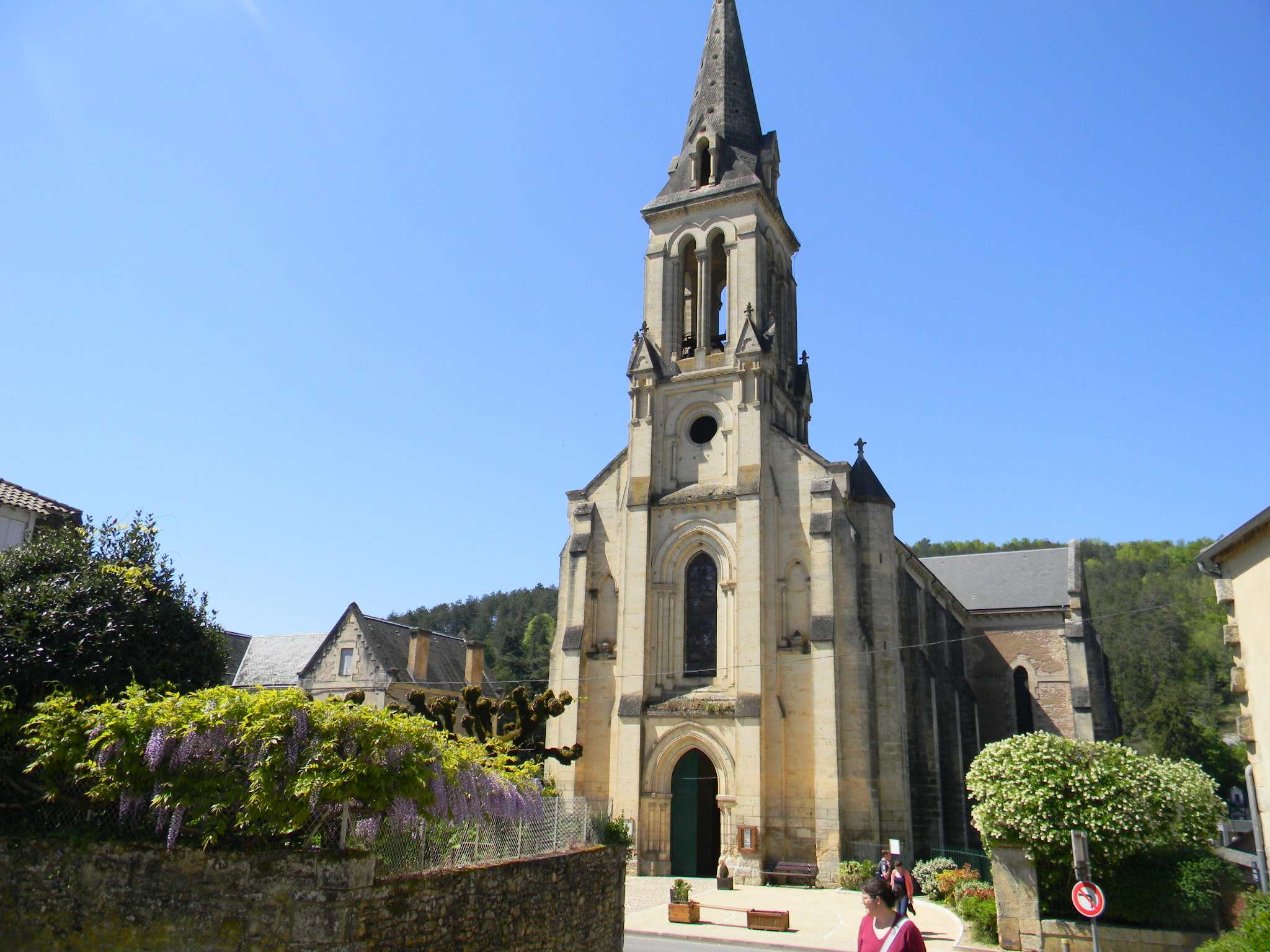 Le Bugue, église ©ALR