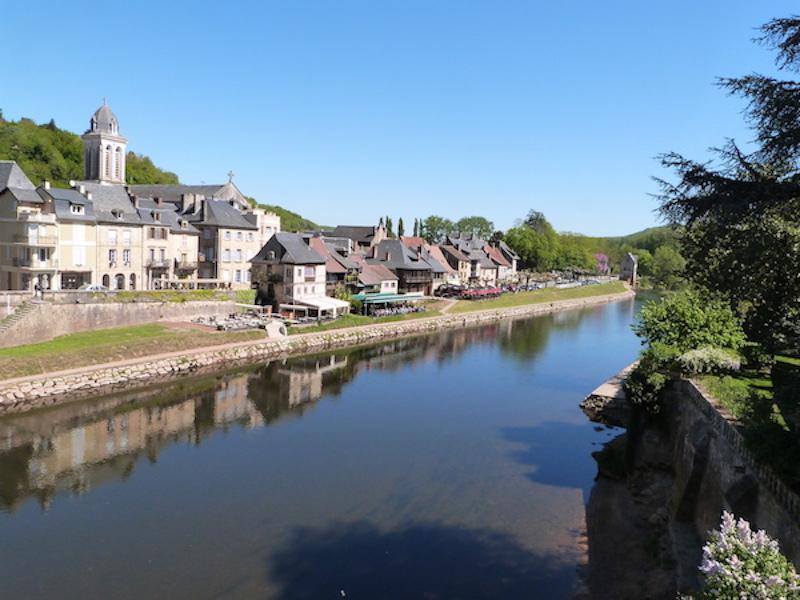 La Vézère à Montignac ©Myriam G.