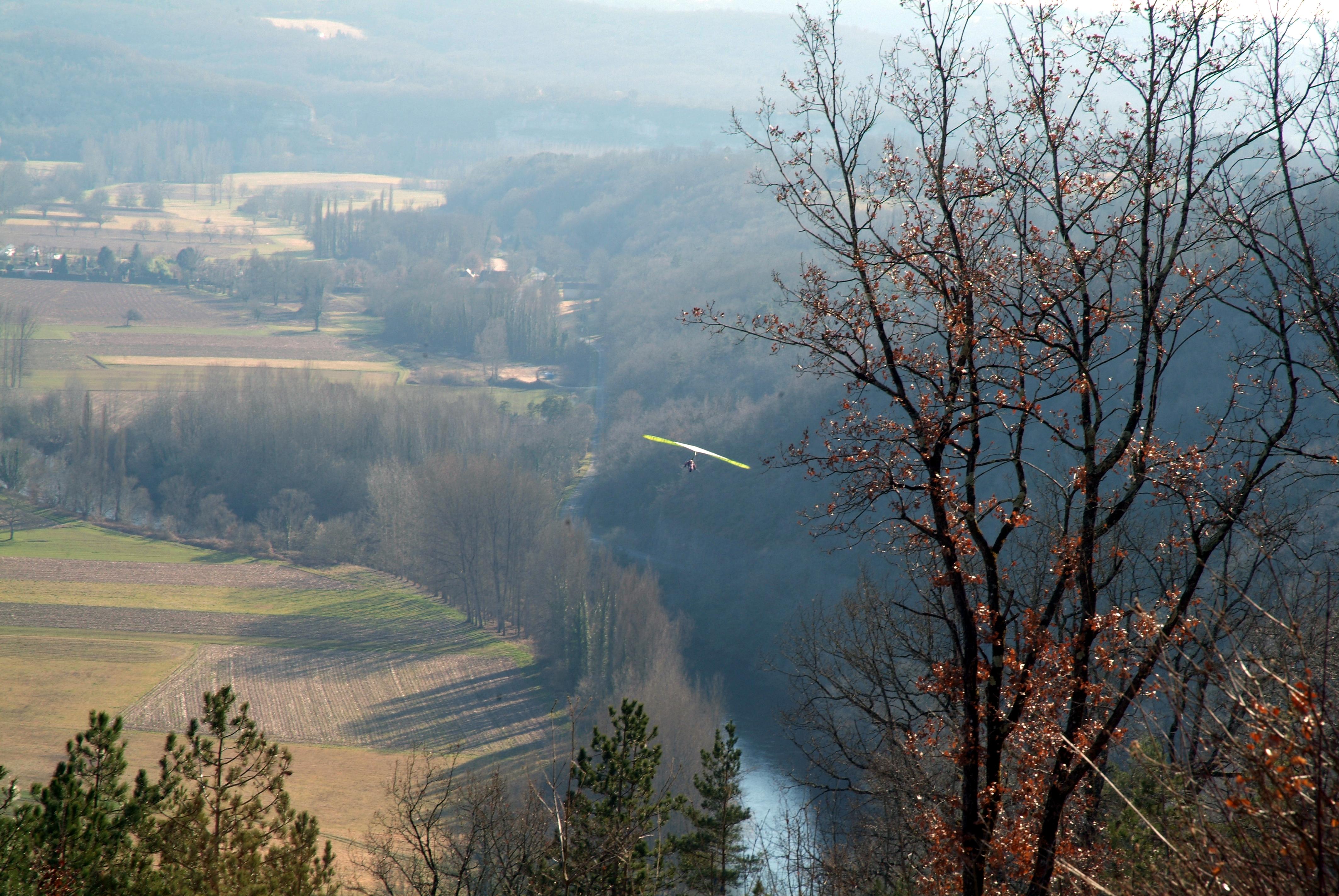 Vue de la Vallée Vézère