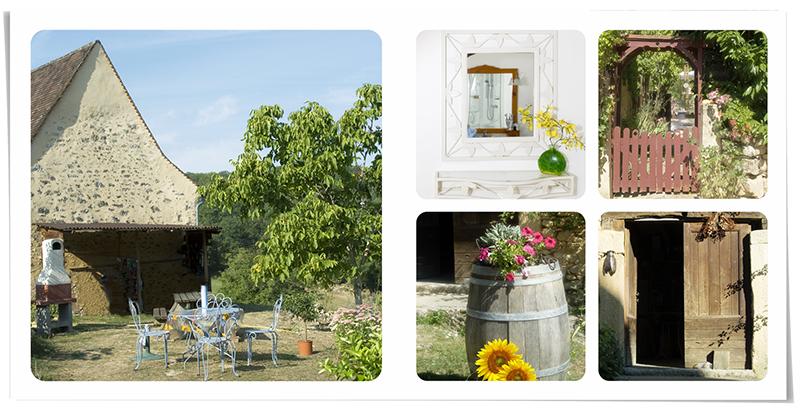 Chambre D 39 H Tes Le Petit Prouillac Lascaux Dordogne Vos