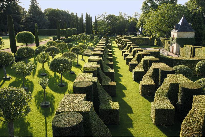 Les Parcs Et Jardins De Dordogne Lascaux Dordogne Vos