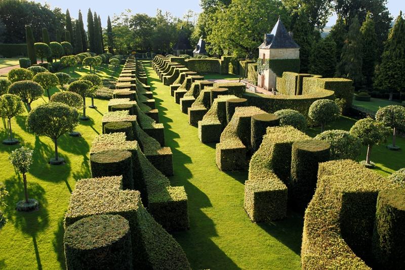 Eyrignac et ses jardins lascaux dordogne vos vacances en p rigord noir - Jardins du manoir d eyrignac ...