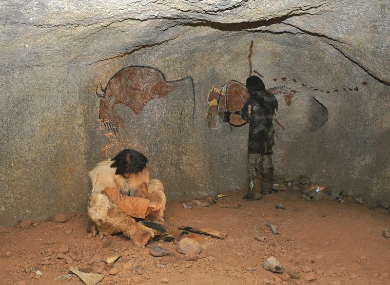 Cro Magnon Man Cave Art : Le thot espace cro magnon lascaux dordogne your