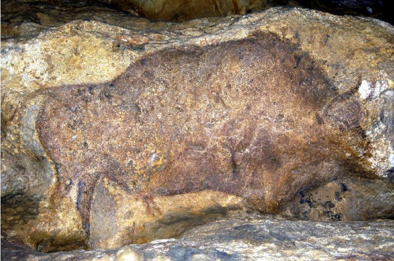 """Résultat de recherche d'images pour """"Grotte de Font-de-Gaume"""""""