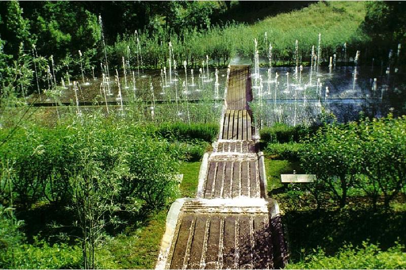 les jardins de l 39 imaginaire lascaux dordogne vos