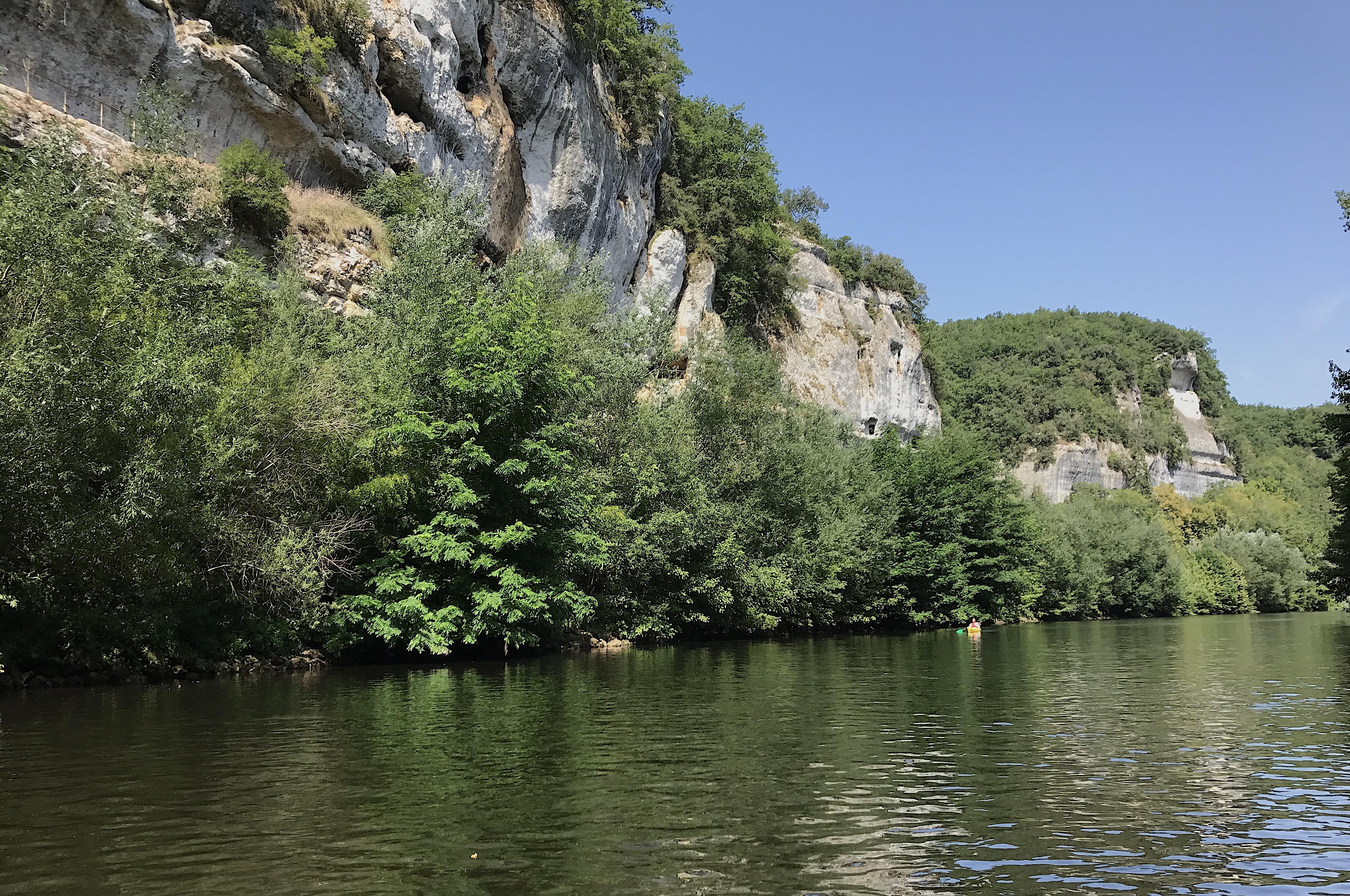 La vallée de la Vézère ©A.Borderie