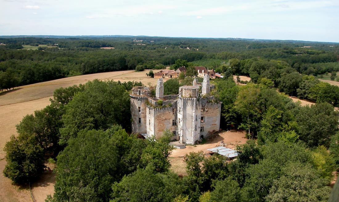 Chateau de l'herm Rouffignac