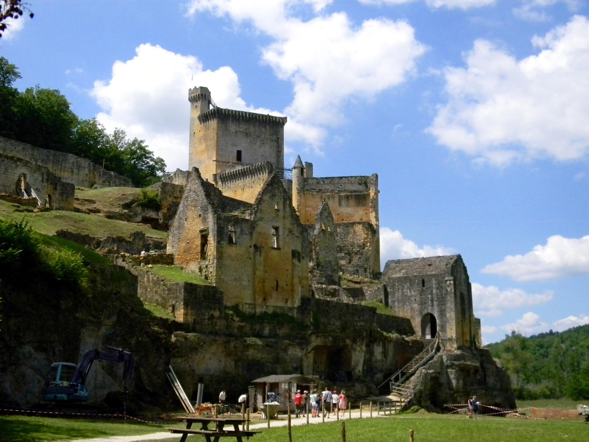 Château de Commarque ©ALR