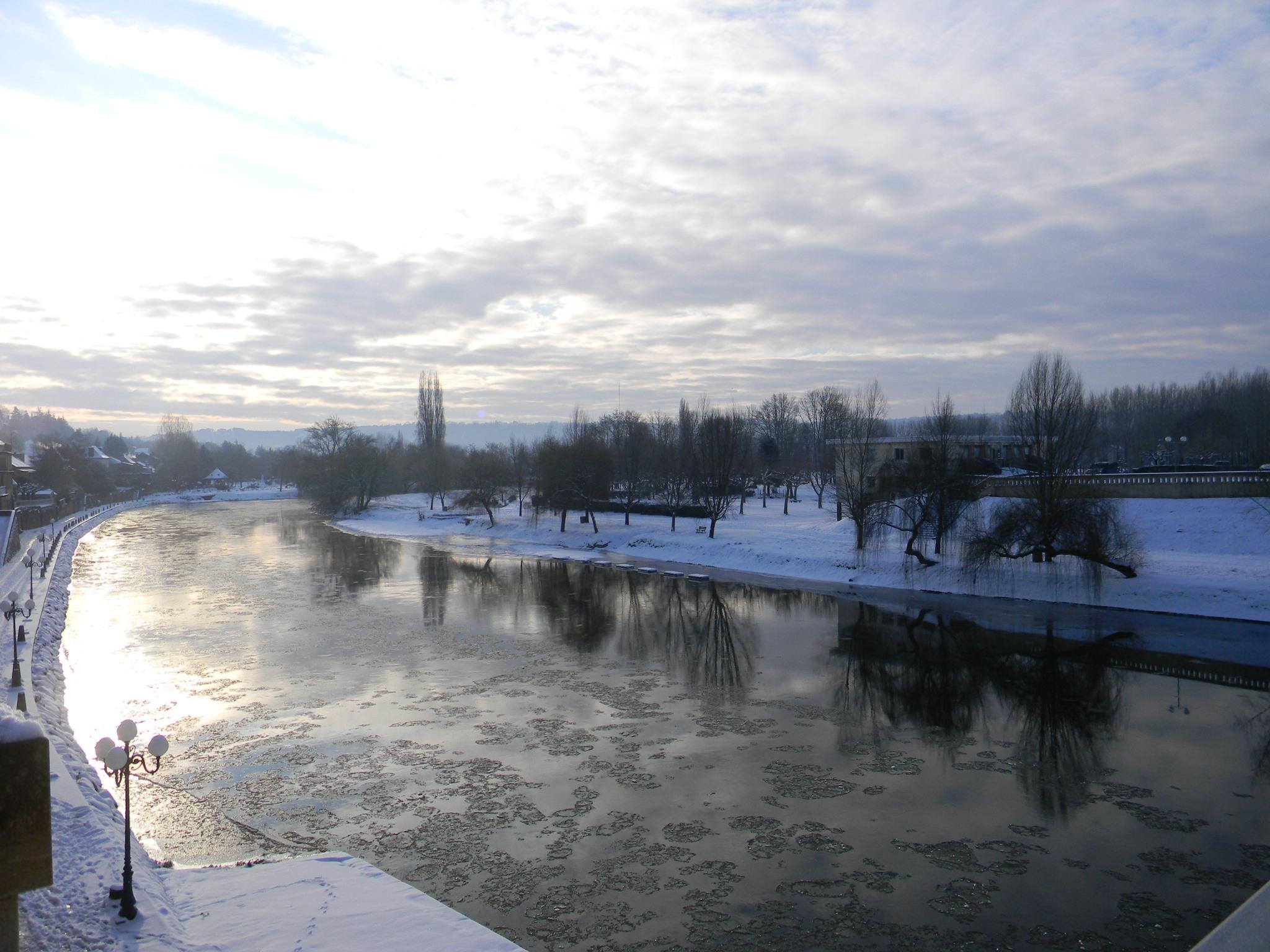Le Bugue- février 2012 ©ALR