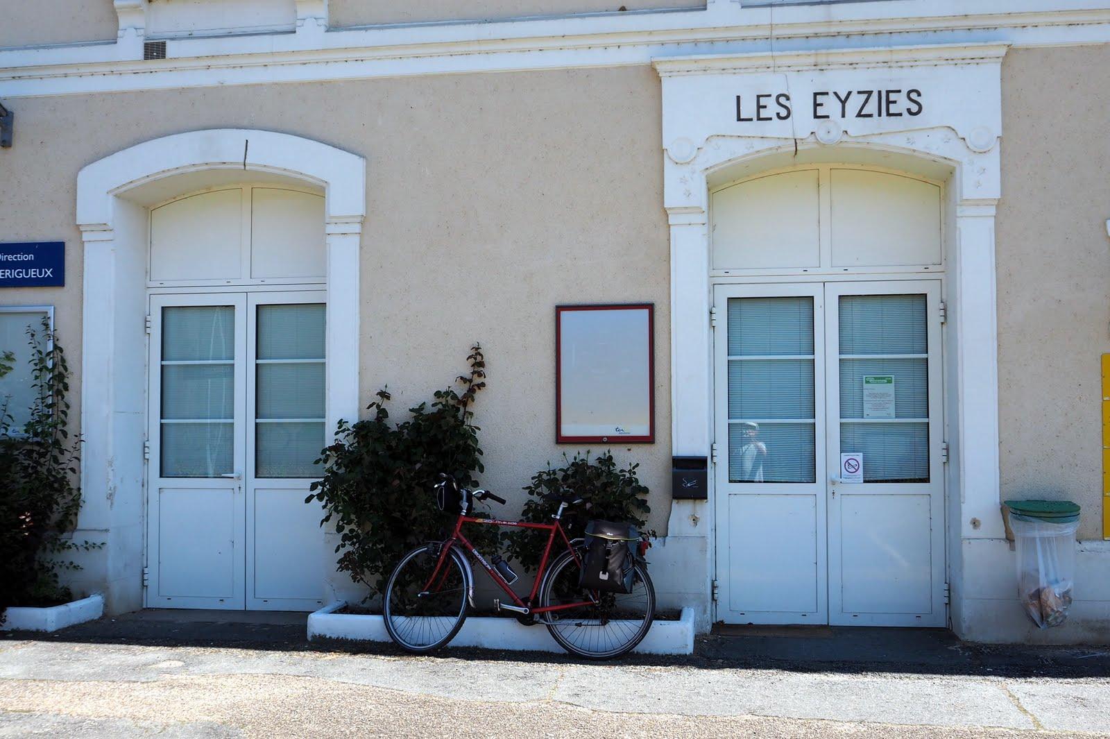 Gare Les Eyzies ©Escapade Nature