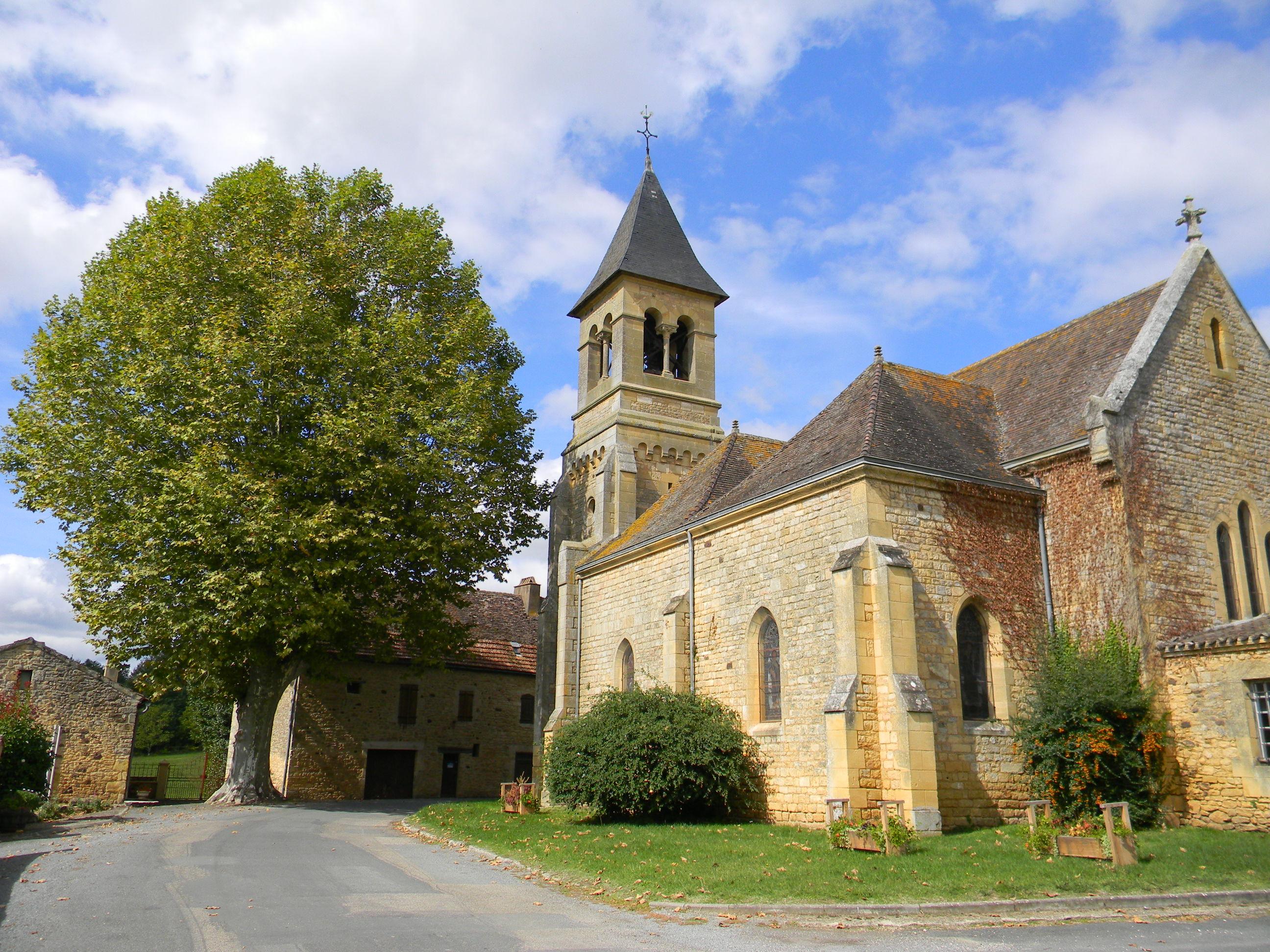 Saint Chamassy ©ALR