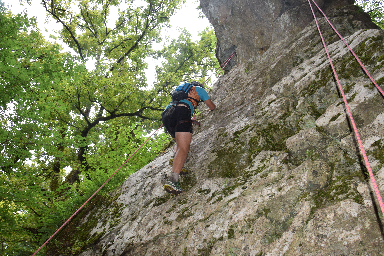 Climbing - Ete Actif