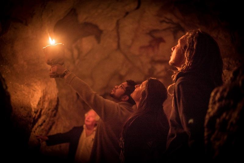 Lascaux cave, prehistoric painting