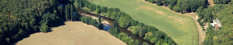 rivière Vézère