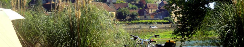 Camping-Le Port de Limeuil-Dordogne