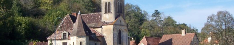 Saint Felix de Reilhac, Vallée Vézère