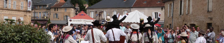 Festival Cultures aux Coeurs à Montignac ©Myriam G.