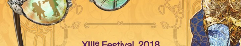 affiche du festival Piu di Voce 2018