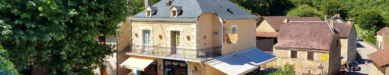 Hôtel de l'Abbaye, Coly Saint Amand