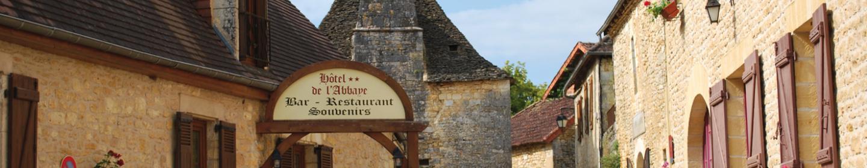 Hôtel de l'Abbaye Coly Saint Amand
