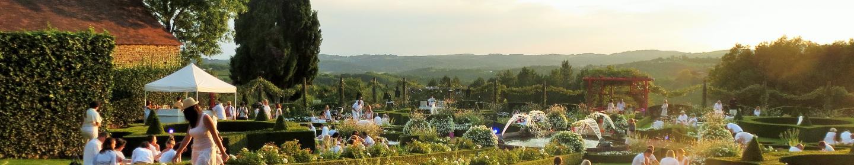 Happy pique nique aux Jardin d'Eyrignac ©Anaïs B