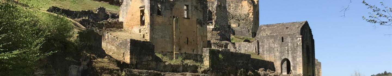 Chateau de Commarque©A.Borderie