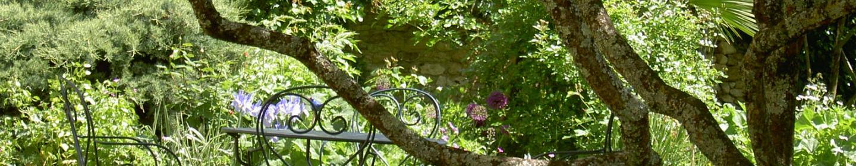 Garden Dordogne