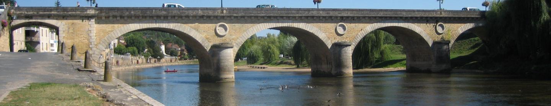 Le Pont du Bugue, Vallée Vézère
