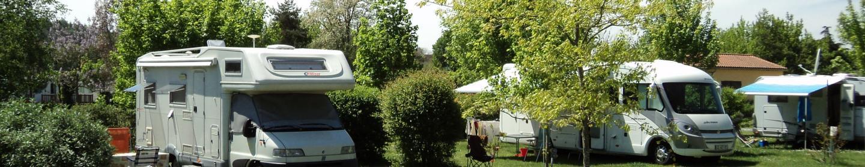 Camping car Les Trois Caupain
