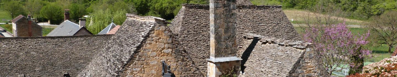 Abbaye Saint Amand De Coly, village de la vallée de la Vézère