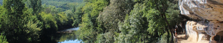 La madeleine - Vue sur Vézère ©a.borderie