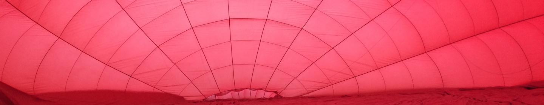 détail de montgolfière