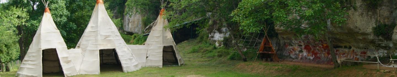 Site préhistorique de Castel-Merle ©Castanet