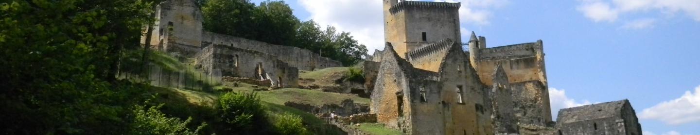 Château de Commarque, Les Eyzies, vallée Vézère