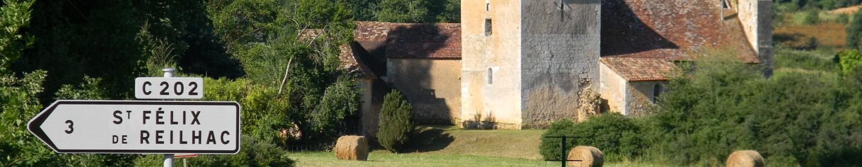 Eglise de Mortemart ©ALR