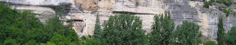 falaise du Grand Roc aux Eyzies