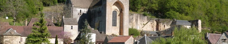 Saint Amand de Coly ©Myriam.G