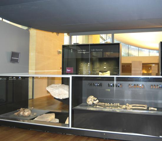 Musée National de Préhistoire ©PH.Jugie