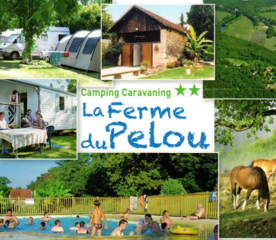 Camping la ferme du pelou lascaux dordogne vos vacances for Camping a la ferme auvergne piscine