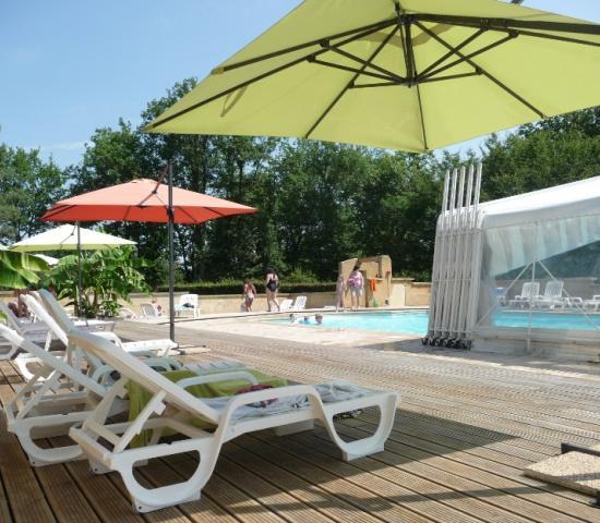 Camping la fage lascaux dordogne vos vacances en for Camping dordogne piscine couverte