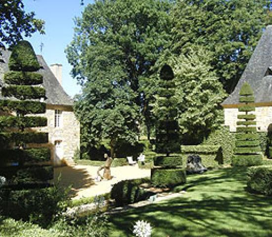 Eyrignac et ses jardins lascaux dordogne vos vacances en p rigord noir - Jardin du manoir d eyrignac ...