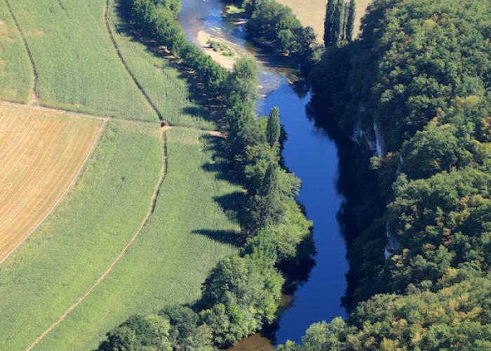 Vallée de la Vézère - La Rivière Vézère