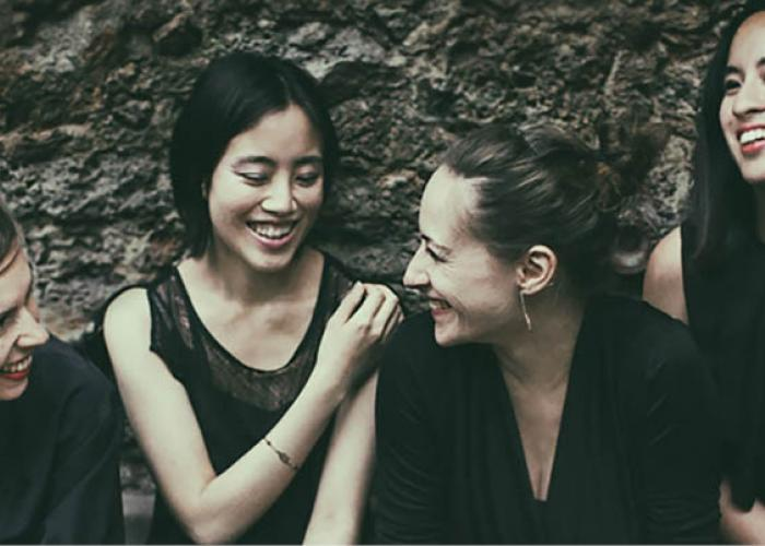 Quatuor Ardeo | Musique de Chambre - Musique en Périgord