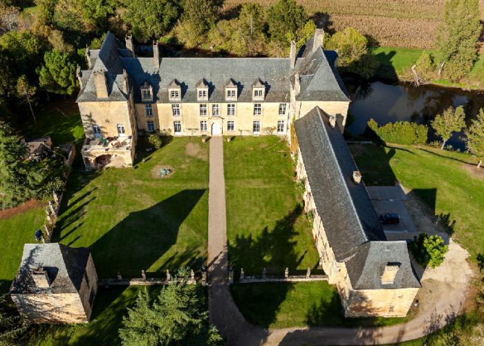 Château de Sauveboeuf©douce