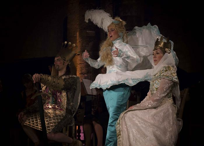 Opéra King Arthur - Festival du Périgord Noir