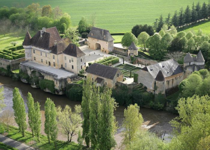 Village de Thonac - Château de Losse ©Losse