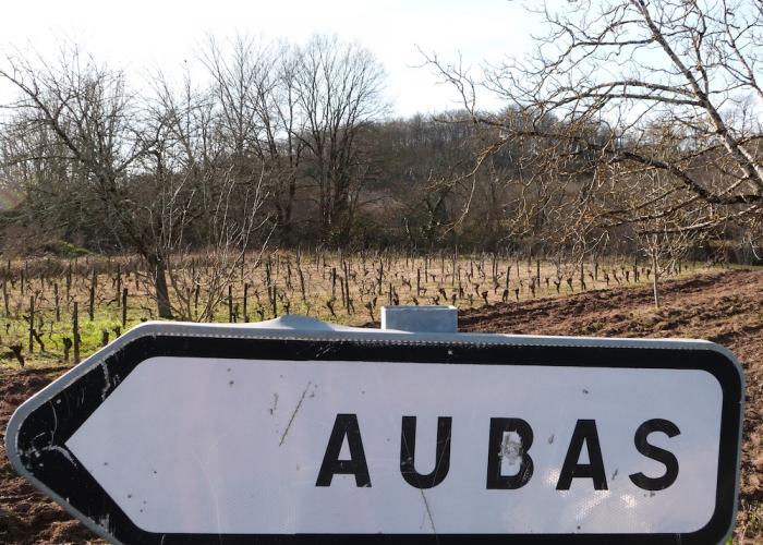 village d'Aubas , vallée de la Vézère